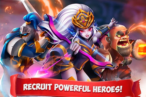 Play Epic Summoners: Battle Hero Warriors – Action RPG on PC 3