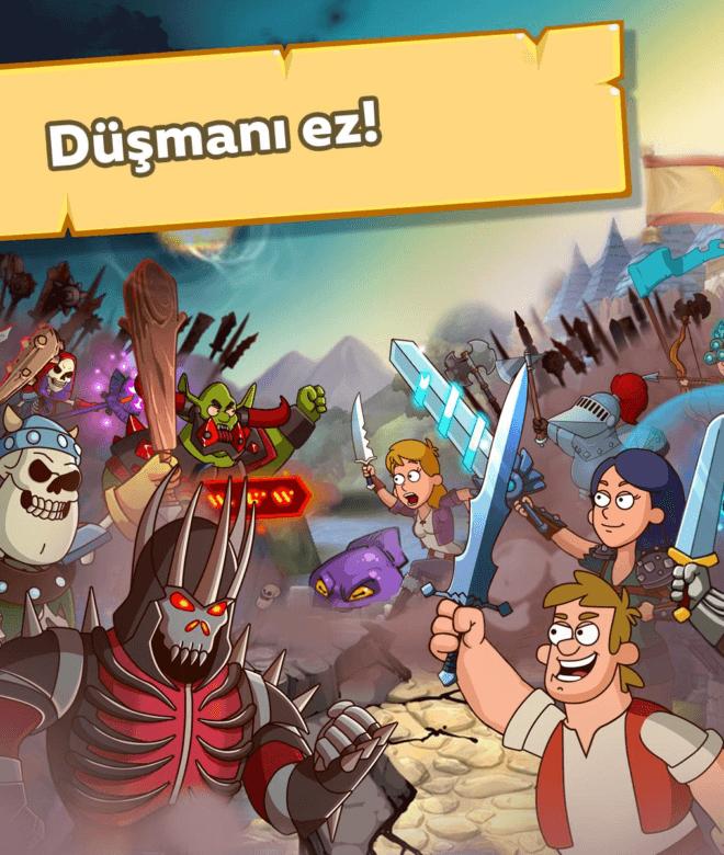 Hustle Castle – Kale ve Klan İndirin ve PC'de Oynayın 3