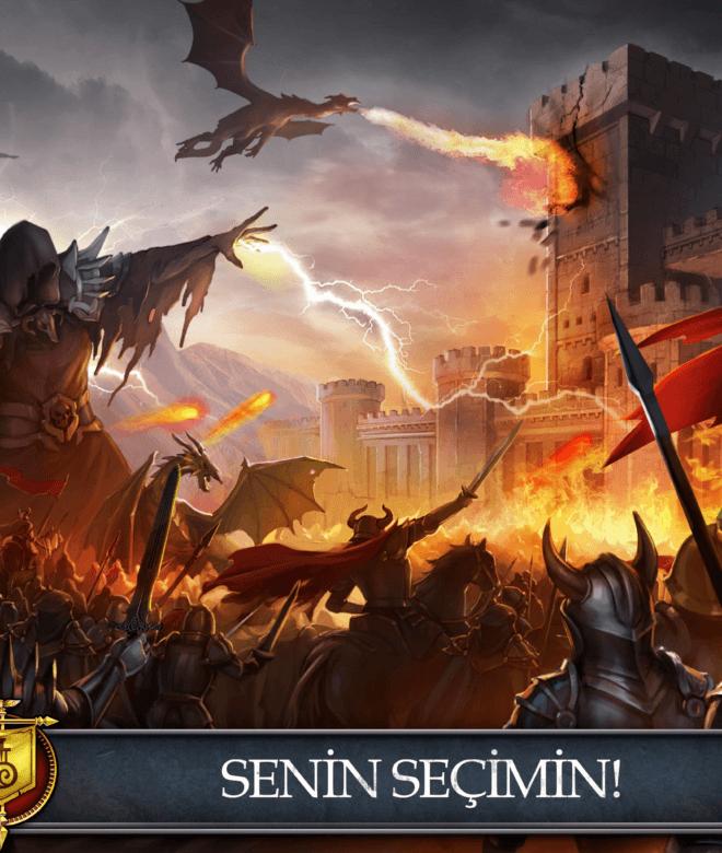 Gods and Glory: War for the Throne İndirin ve PC'de Oynayın 12