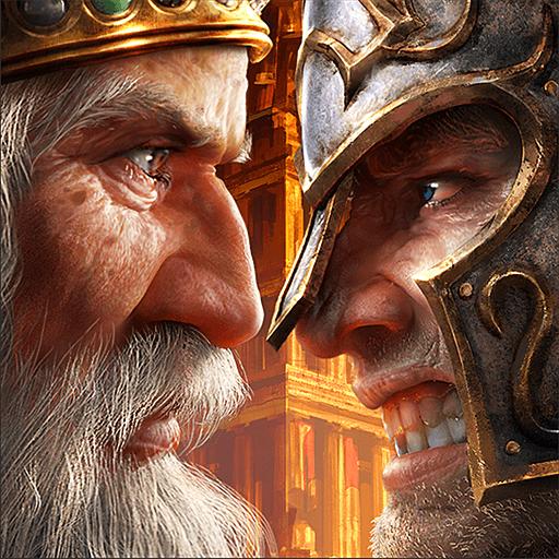 เล่น Evony: The King's Return  on PC 1