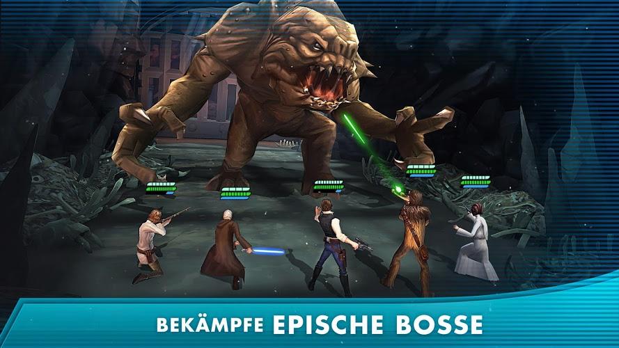 Spiele Star Wars™: Galaxy of Heroes für PC 12
