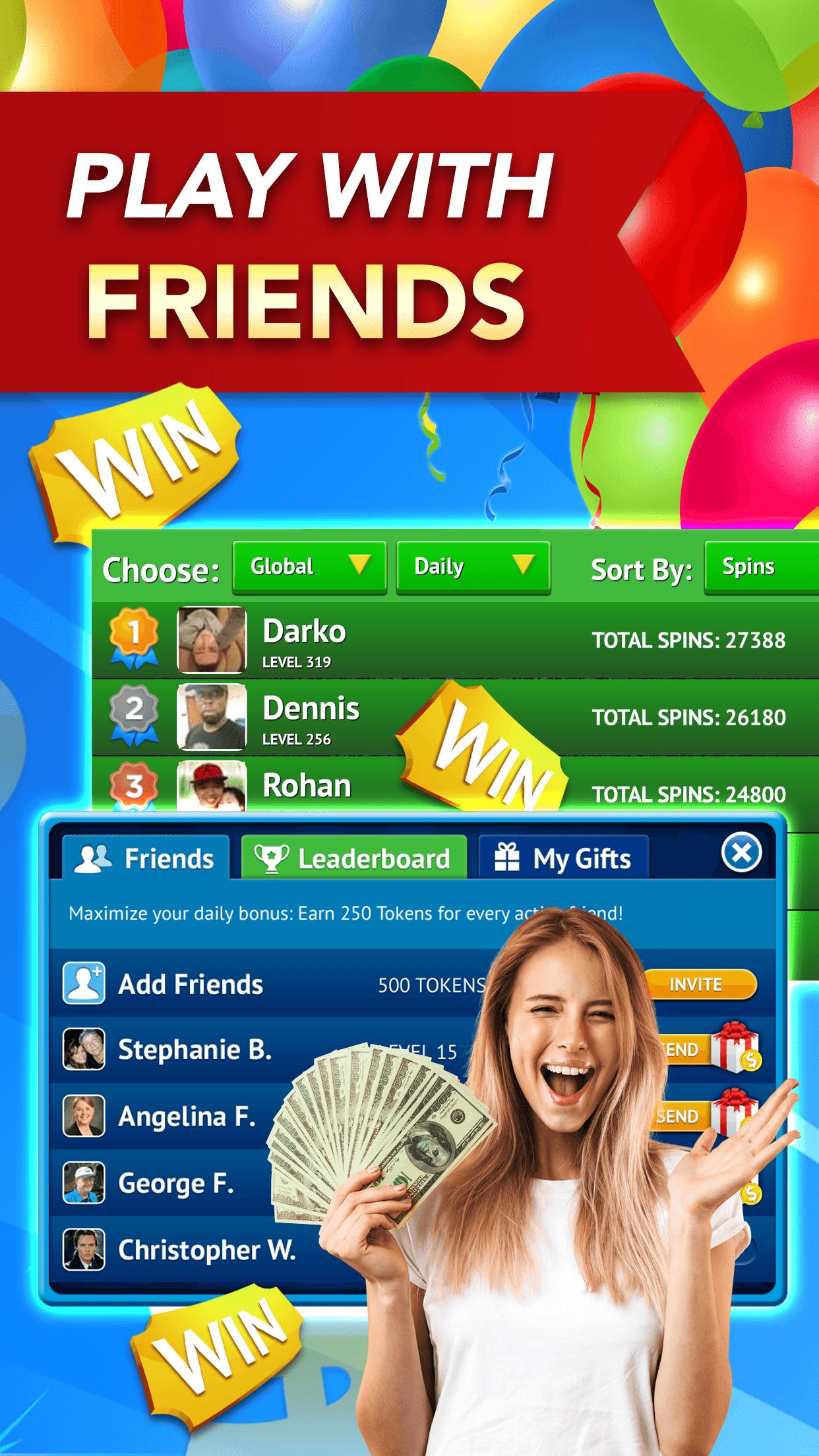 Download SpinToWin Slots - Casino Games & Fun Slot ...