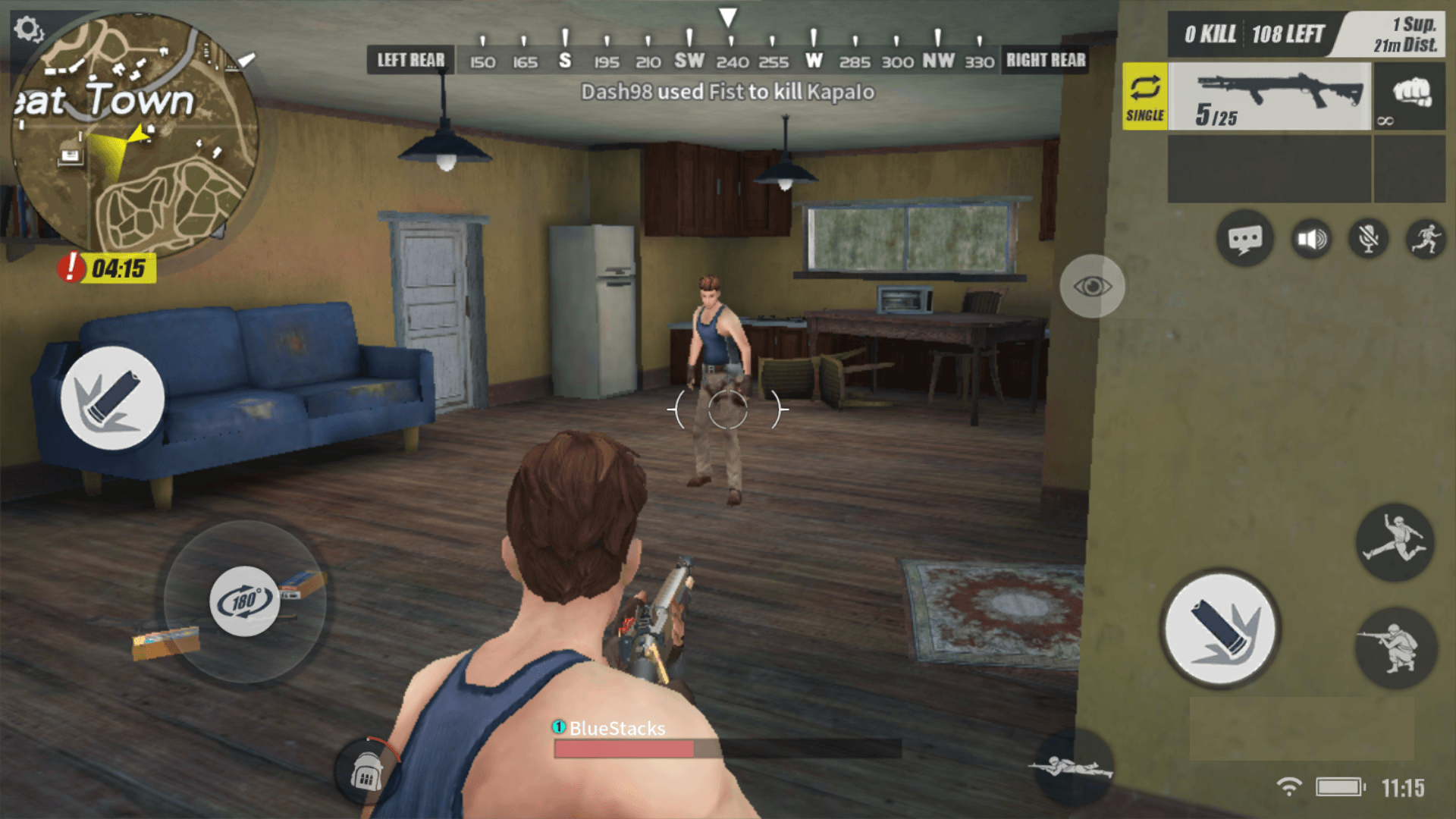 Getting To Grips With Rules Of Survival - Controls Guide Bluestacks
