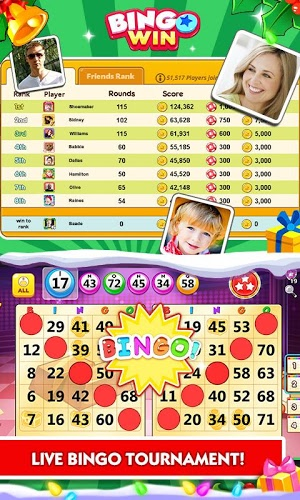 Play Bingo Win: Play Bingo with Friends! on PC 6