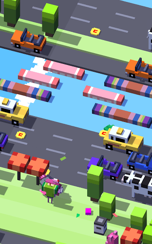 เล่น Crossy Road on PC 20