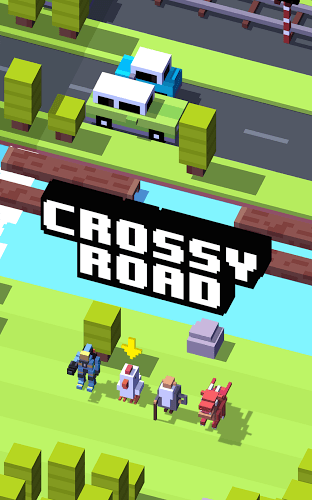 เล่น Crossy Road on PC 9
