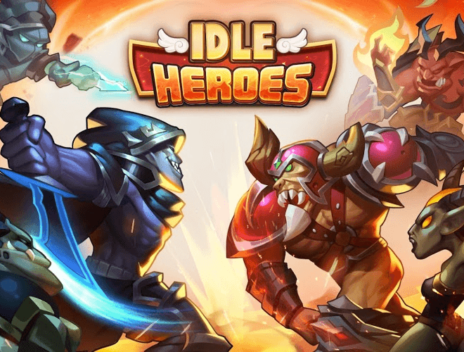 Play Idle Heroes on PC 3