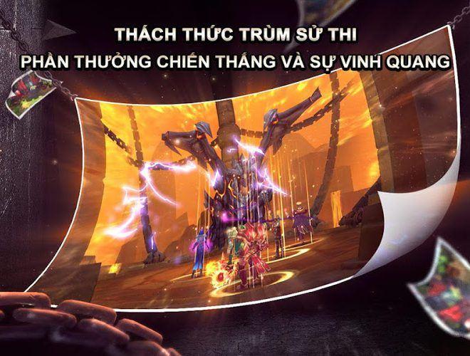 Chơi Magic Legion – Age of Heroes on PC 16