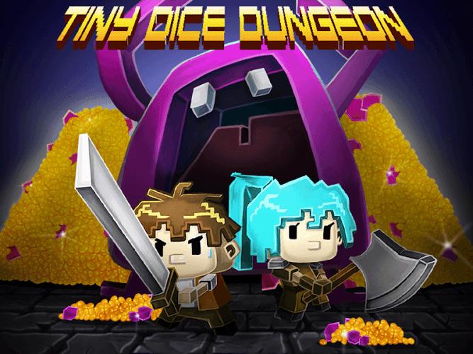 Играй Tiny Dice Dungeon На ПК 10