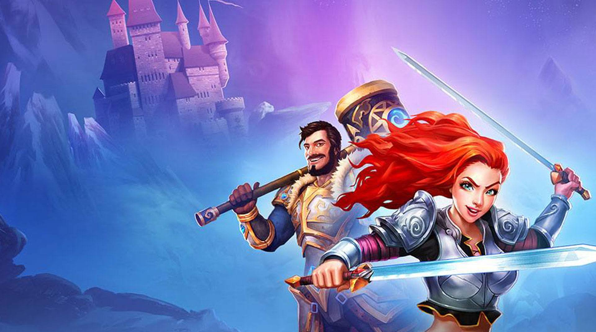 Download Empires & Puzzles: RPG Quest on PC with BlueStacks
