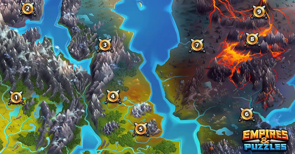 Empires & Puzzles: как правильно сражаться