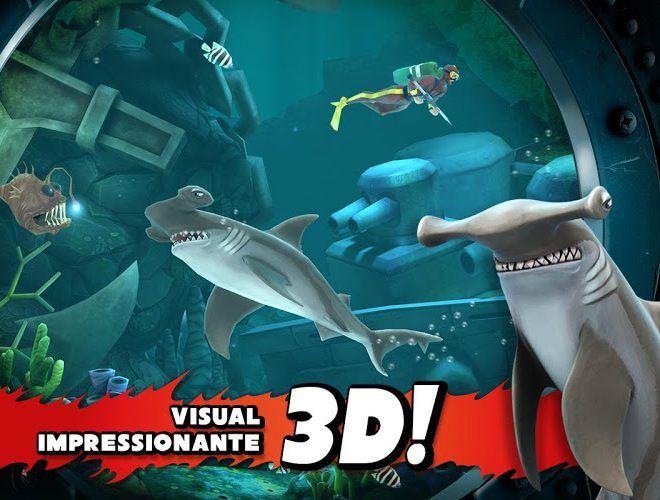 Jogue Hungry Shark Evolution para PC 23