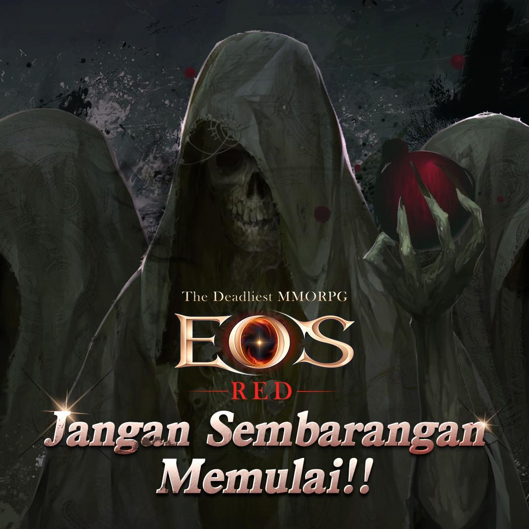 Melihat EOS RED, MMORPG Mobile yang Akan Segera Dirilis di Asia Tenggara!