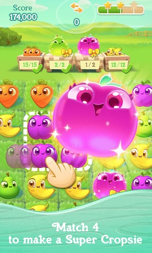 Play Farm Heroes Super Saga on PC 3
