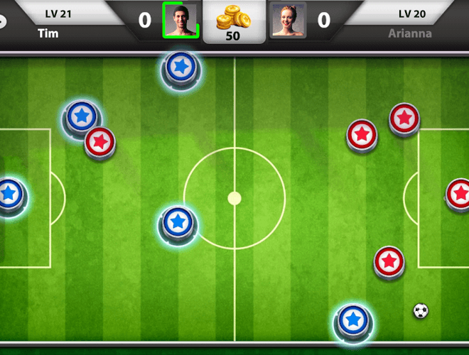 إلعب Soccer Stars on PC 22