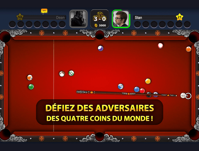 Joue 8 Ball Pool on pc 3