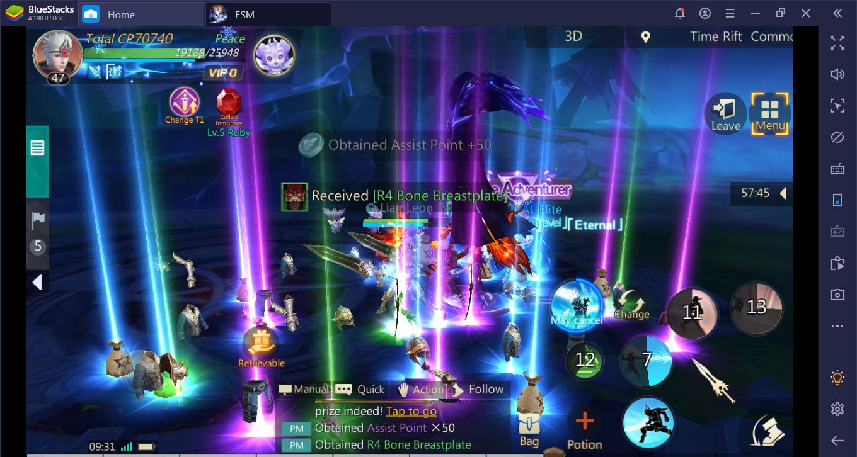 Tips dan Trik yang Wajib Diketahui Pemain Baru di Eternal Sword M