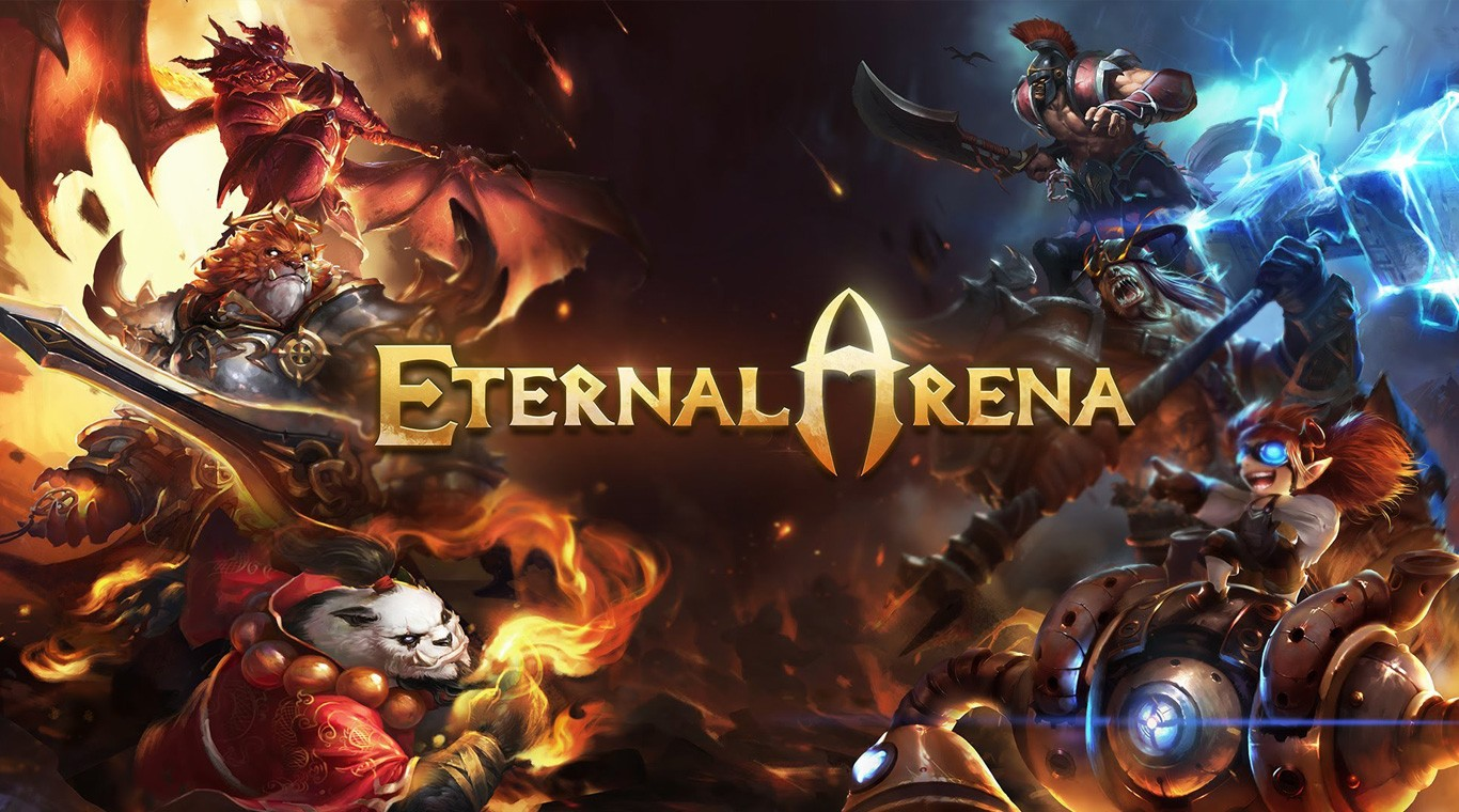 Download Eternal Arena on PC with BlueStacks