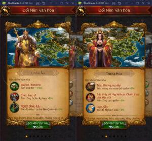 Tổng quan các nền văn minh trong Evony – Đức Vua Trở Về