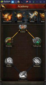 Der Guide zum Entwickeln deines Imperiums in Evony: Die Rückkehr des Königs