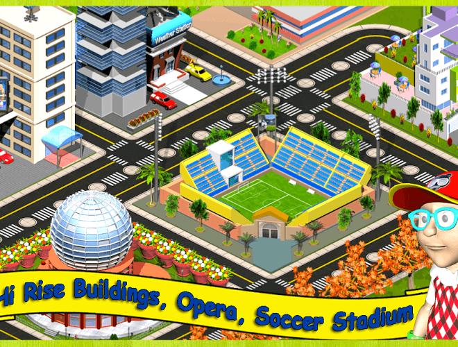 เล่น Dream City pc on PC 14
