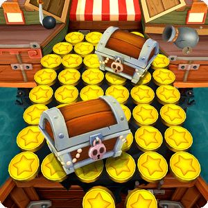 Joue Coin Dozer: Pirates on pc 1