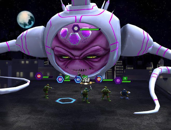 Chơi Ninja Turtles: Legends on PC 13