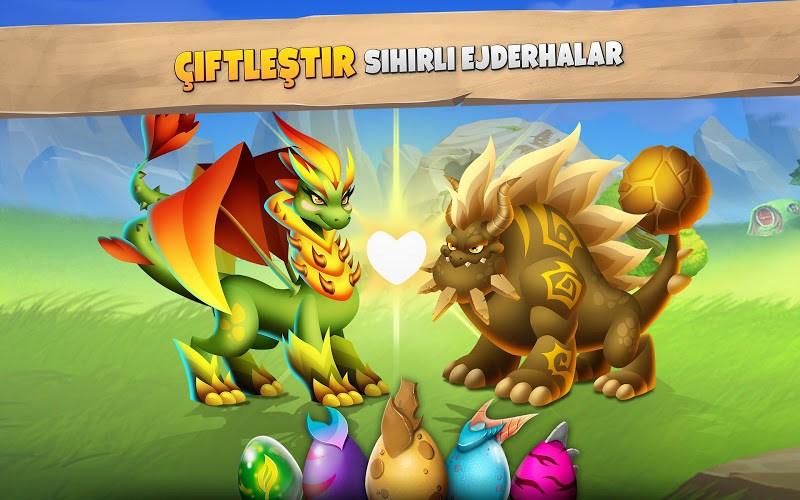 Dragon City İndirin ve PC'de Oynayın 16