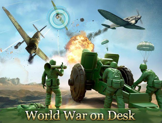 Play Army Men Strike On Pc With Bluestacks