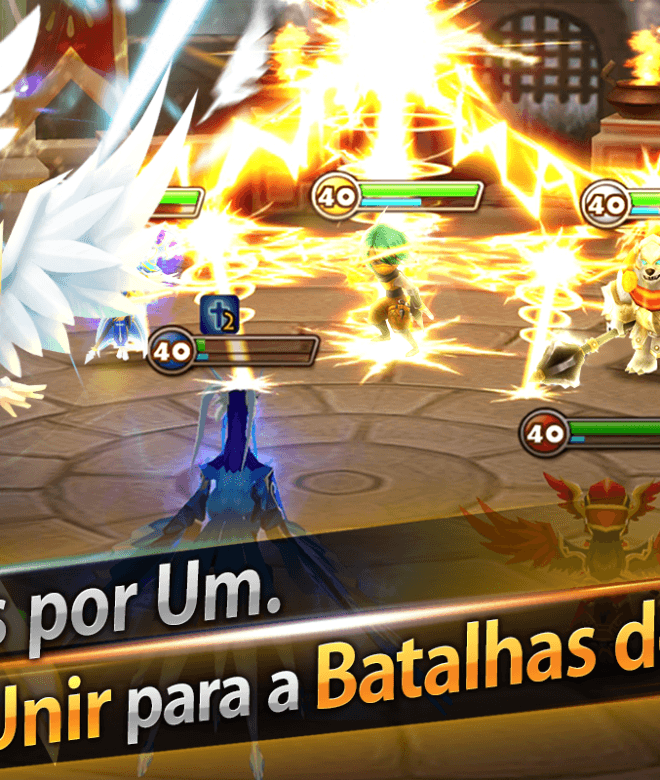 Jogue Summoners War Sky Arena para PC 13