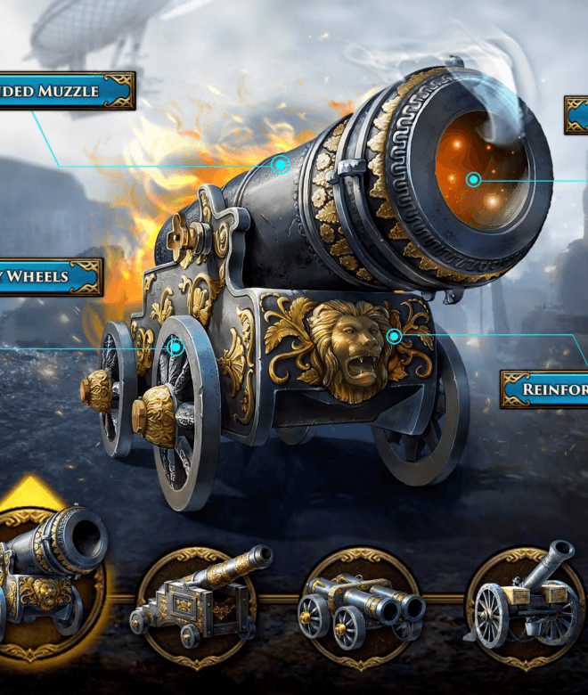 Warriors Rise To Glory Pc: Download Guns Of Glory On PC With BlueStacks