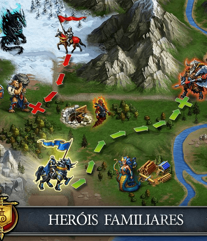 Jogue Gods and Glory: War for the Throne para PC 2