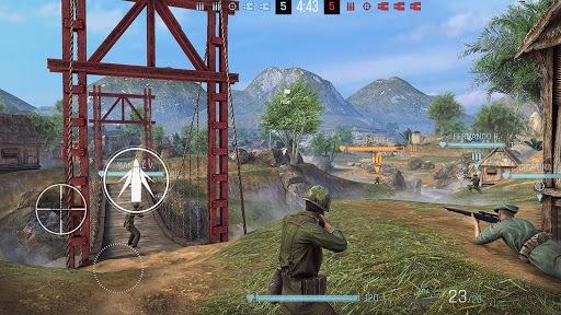 Играй Forces of Freedom На ПК 9