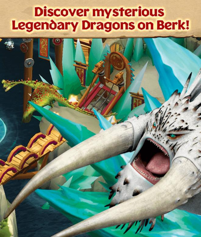 Играй Dragons: Rise of Berk На ПК 6