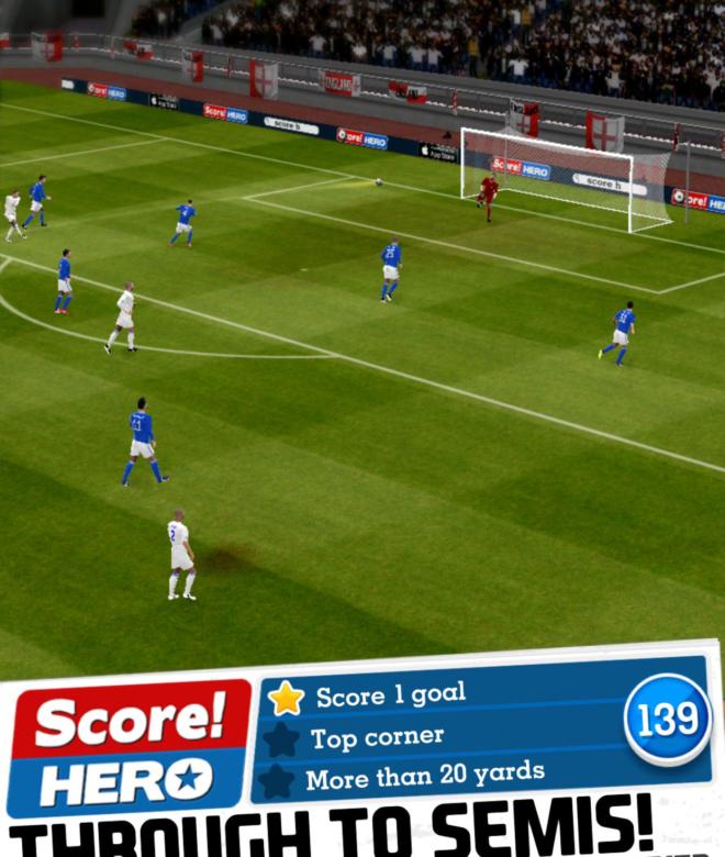 Play Score! Hero on PC 12