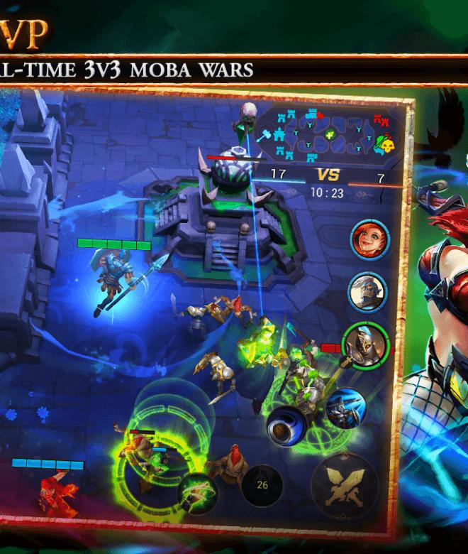 Jouez à  Eternal Arena sur PC 15