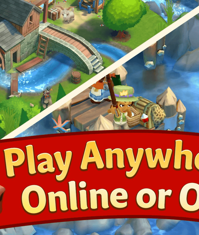Play FarmVille 2: Country Escape on PC 4