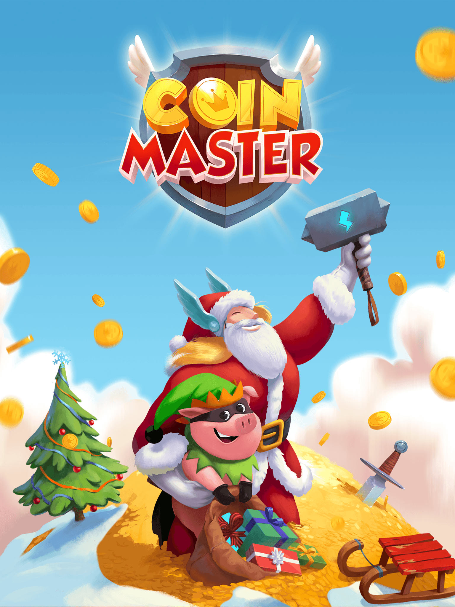 Download Coin Master on PC with BlueStacks