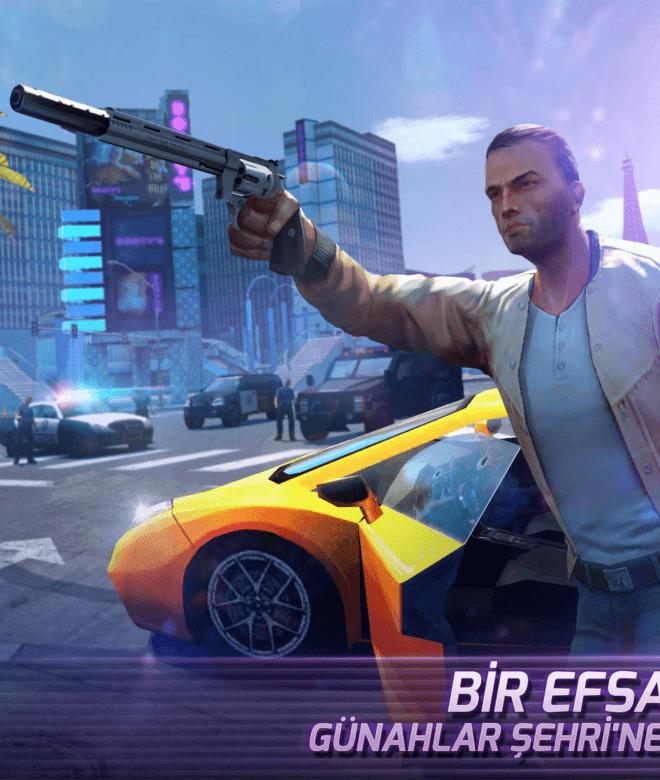 Gangstar Vegas İndirin ve PC'de Oynayın 4