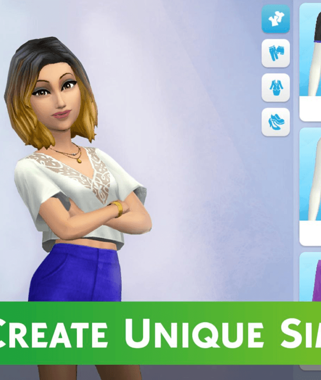 Play The Sims Mobile on PC 3