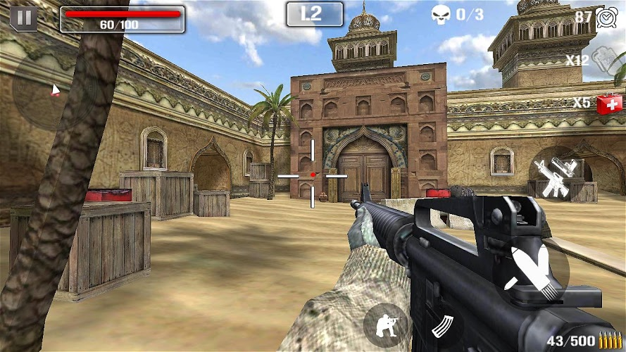 Play Sniper Special Blood Killer on PC 12