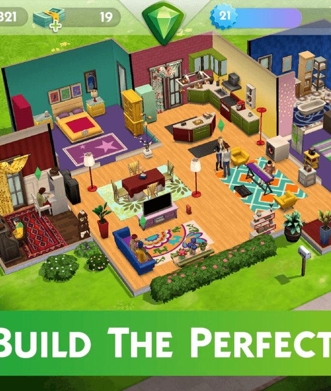 Play The Sims Mobile on PC 4