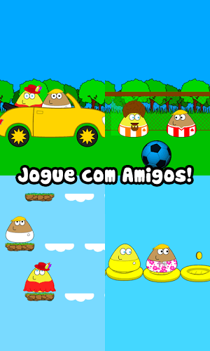 Jogue Pou on pc 7