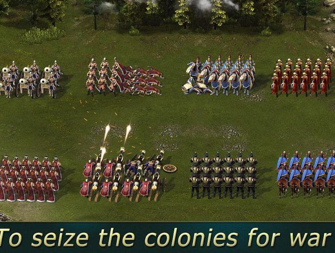 Play War of Colony on PC 15