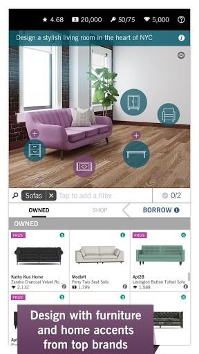Играй Design Home На ПК 4