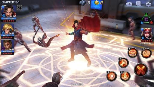 Jogue MARVEL Future Fight para PC 7
