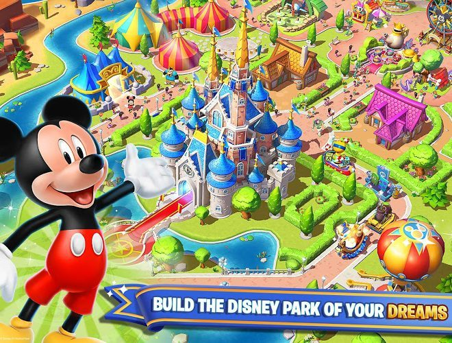 Play Disney Magic Kingdoms on PC 2