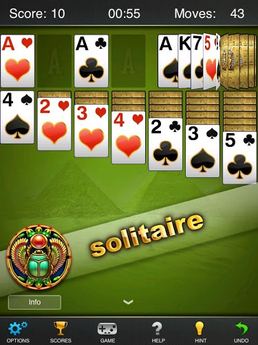 Play Solitaire: Pharaoh on PC 8