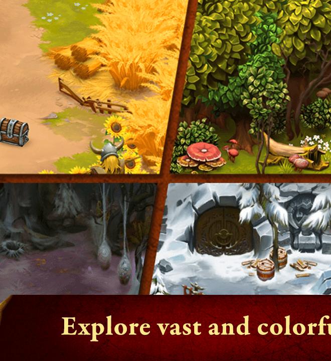 Guild of Heroes İndirin ve PC'de Oynayın 12