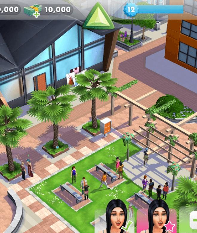 Jogue The Sims™ Mobile para PC 8
